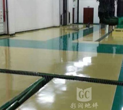 环氧耐压砂浆型地坪